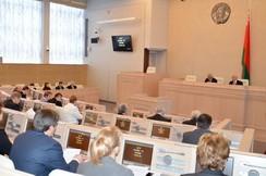 Состоялось очередное заседание десятой сессии Совета Республики Национального собрания Республики Беларусь пятого созыва