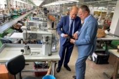А.Исаченко: в процессе производства обуви белорусские предприятия должны ориентироваться на использование отечественного кожевенного сырья