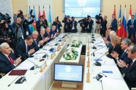 Санкт-Петербург принимает делегации парламентариев пяти континентов