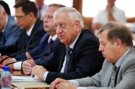 М.В.Мясникович: в строительную отрасль необходимо привлекать больше иностранных инвестиций
