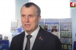 Анатолий Исаченко встретился со студентами ГГУ имени Ф. Скорины