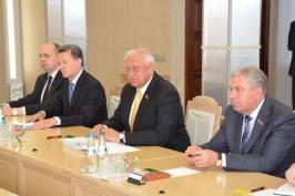 СТВ. Беларусь готова к открытому сотрудничеству с Индией по всем направлениям