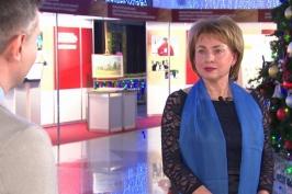 О женщинах в бизнесе, традиционной семье и будущем Беларуси. Интервью Марианны Щеткиной программе «Неделя»