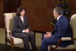 Н.Кочанова о планах парламентариев на 2020-й