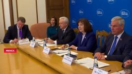 «Было высказано много инициатив». Наталья Кочанова о перспективах сотрудничества Беларуси и Китая