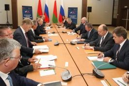 ОНТ. Беларусь с большим уважением относится к взаимоотношениям с регионами России