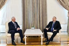 Визит Председателя Совета Республики Мясниковича М.В. в Баку (Азербайджанская Республика)