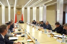 Расширенное заседание Президиума Совета Республики и Совета по взаимодействию органов местного самоуправления при Совете Республики