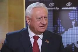 ОНТ. Михаил Мясникович – интервью «Контурам» после Послания Президента к народу и Национальному собранию