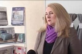 Алла Бодак провела личный прием граждан на Барановичском хлопчатобумажном объединении