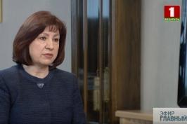 Эксклюзивное интервью Натальи Кочановой о деталях общения с миссией ВОЗ