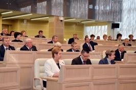 БТ. Совет Республики рассмотрит около 40 законопроектов