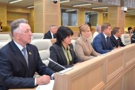 СТВ. 2 октября начала работу десятая сессия Совета Республики