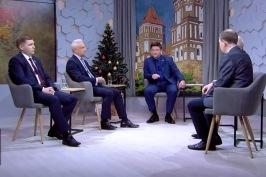 СТВ. Мнения эксперты высказали в программе «В обстановке мира»